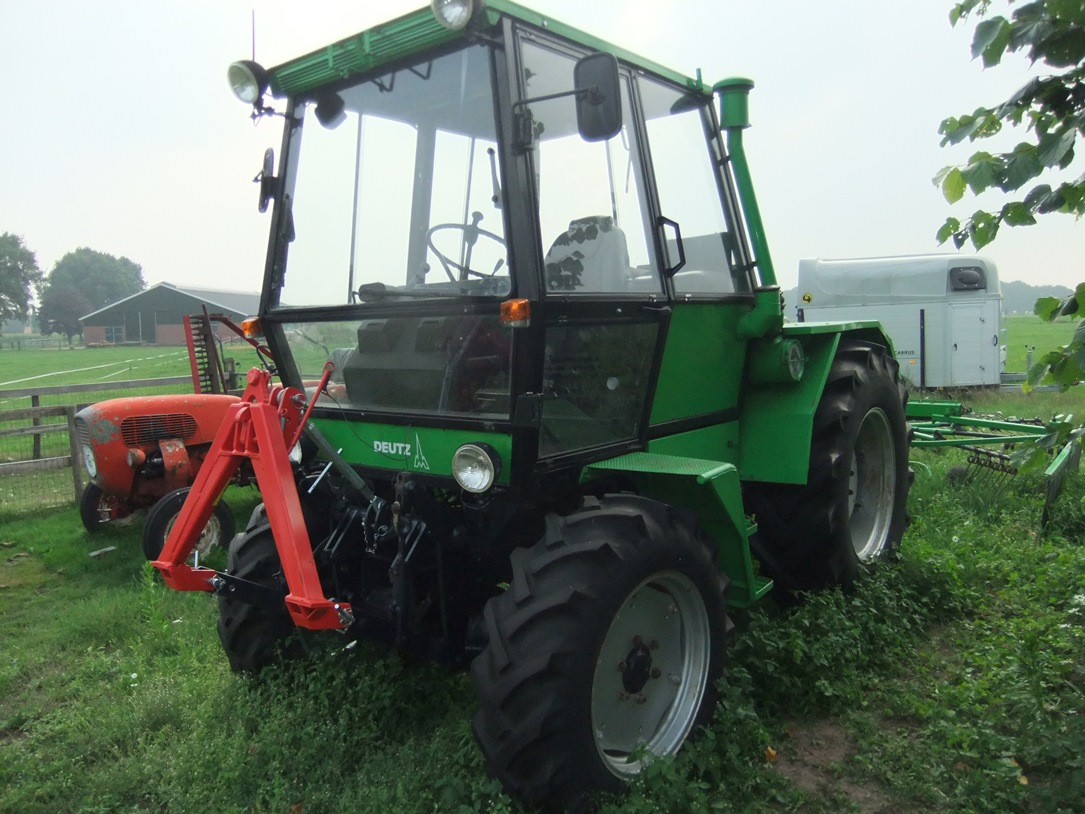 Deutz IN-trac 2004 - art.nr.934 Naaldvilt